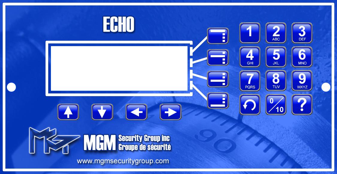 ECHO Cash Handling System